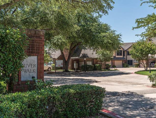 406 Santa Fe Trail #41, Irving, TX 75063 (MLS #14356298) :: All Cities USA Realty