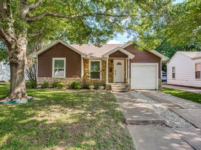 3429 Brady Avenue, Fort Worth, TX 76109 (MLS #14356327) :: Team Tiller