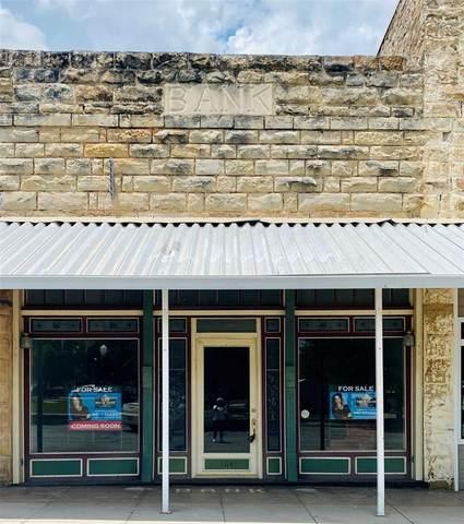 104 W Jacksboro Street, Chico, TX 76431 (MLS #14356335) :: Century 21 Judge Fite Company