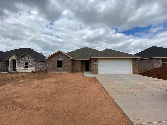 138 Carriage Hills Parkway, Abilene, TX 79602 (MLS #14356353) :: The Kimberly Davis Group