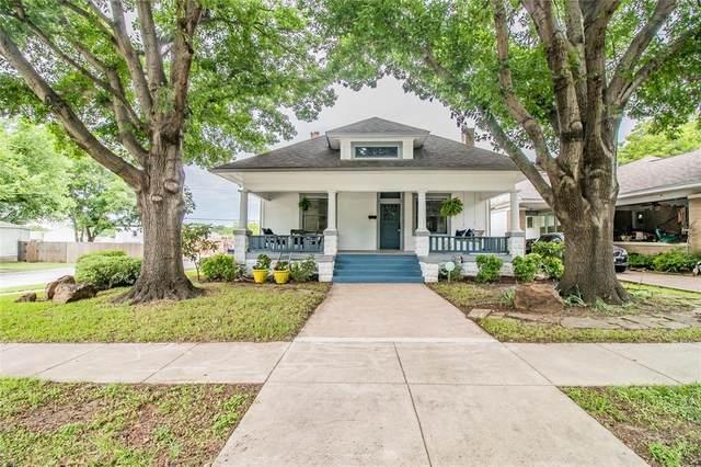 1830 Hurley Avenue, Fort Worth, TX 76110 (MLS #14356383) :: Trinity Premier Properties