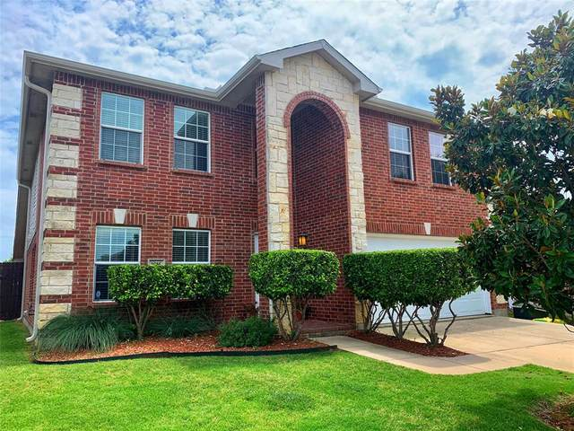 1916 Diamond Lake Trail, Fort Worth, TX 76247 (MLS #14356392) :: All Cities USA Realty