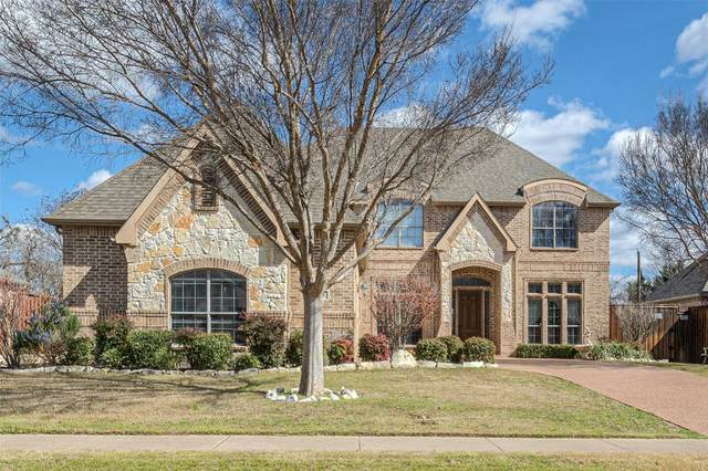 420 Hidden Lake Drive, Prosper, TX 75078 (MLS #14356398) :: Tenesha Lusk Realty Group