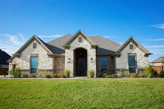 2028 Vanderbilt Drive, Weatherford, TX 76088 (MLS #14356401) :: Maegan Brest | Keller Williams Realty