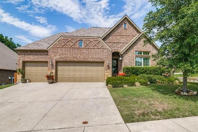 4030 Dalton Drive, Rowlett, TX 75089 (MLS #14356410) :: The Good Home Team