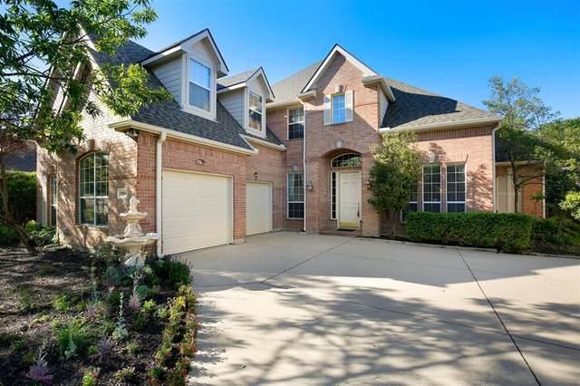 2004 Fox Meadow Drive, Keller, TX 76248 (MLS #14356415) :: Tenesha Lusk Realty Group