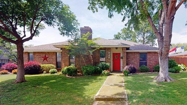 926 Hillside Lane, Flower Mound, TX 75028 (MLS #14356417) :: HergGroup Dallas-Fort Worth