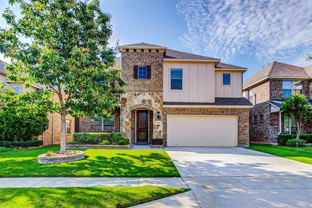 15636 Fire Creek Lane, Fort Worth, TX 76177 (MLS #14356427) :: All Cities USA Realty