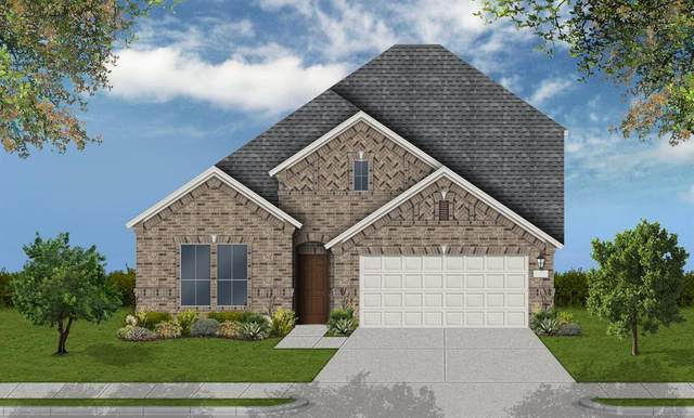 2618 High Bluff Drive, Mansfield, TX 76063 (MLS #14356434) :: The Hornburg Real Estate Group