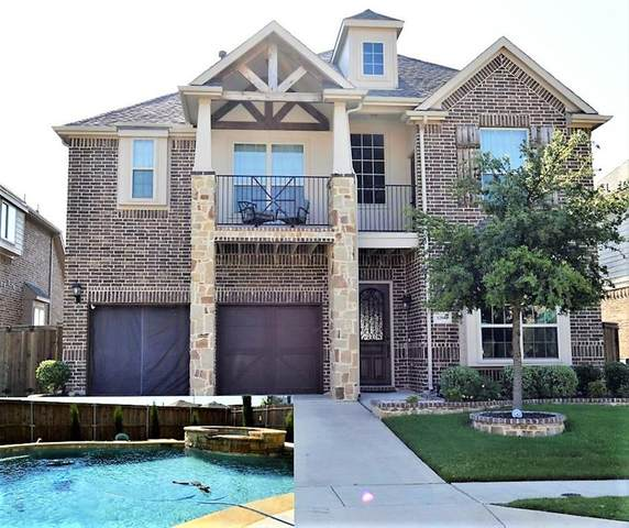 12840 Steadman Farms Drive, Fort Worth, TX 76244 (MLS #14356436) :: Tenesha Lusk Realty Group