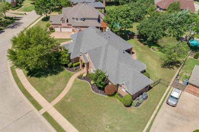 1206 Sarah Park Trail, Southlake, TX 76092 (MLS #14356438) :: The Kimberly Davis Group