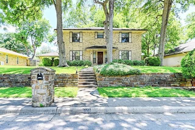 1308 Marble Canyon Drive, Desoto, TX 75115 (MLS #14356456) :: Trinity Premier Properties