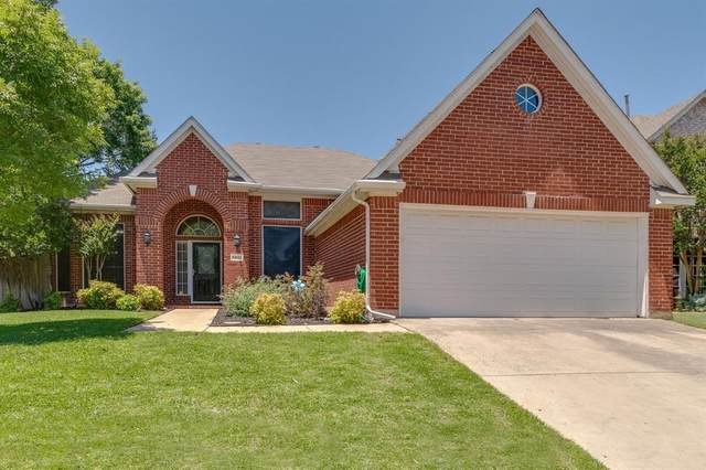5433 Lake Powell Drive, Fort Worth, TX 76137 (MLS #14356464) :: Team Hodnett