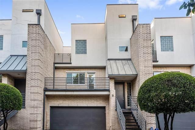 3925 Gilbert Avenue B, Dallas, TX 75219 (MLS #14356479) :: Robbins Real Estate Group