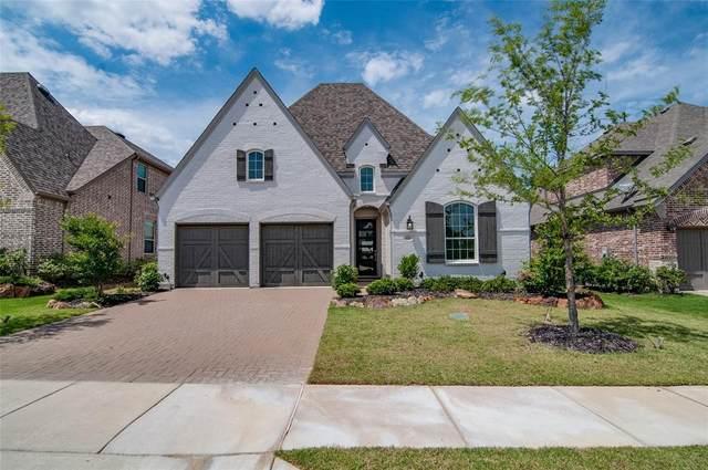 1650 Trellis Drive, Prosper, TX 75078 (MLS #14356480) :: Tenesha Lusk Realty Group