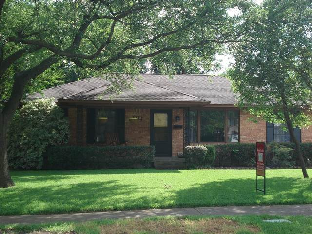 9311 Livenshire Drive, Dallas, TX 75238 (MLS #14356492) :: The Good Home Team