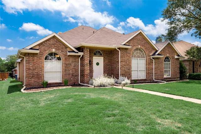 7136 Fox Drive, The Colony, TX 75056 (MLS #14356493) :: Baldree Home Team