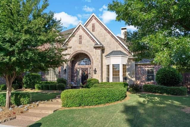 11530 Locust Drive, Frisco, TX 75033 (MLS #14356495) :: Ann Carr Real Estate