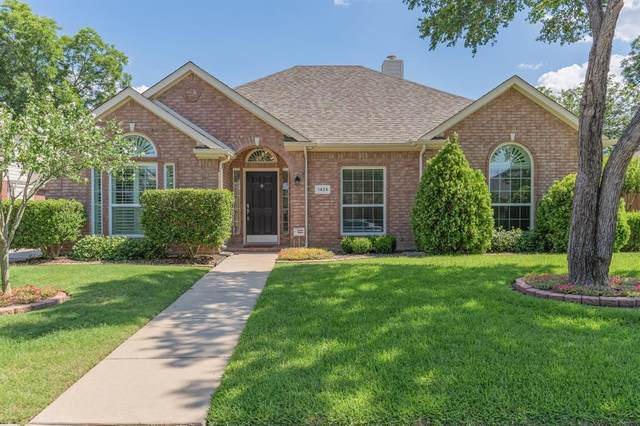 1425 Glade Point Drive, Coppell, TX 75019 (MLS #14356540) :: The Rhodes Team