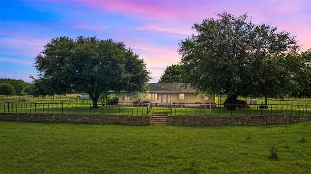 4391 Tin Top Road, Weatherford, TX 76087 (MLS #14356574) :: The Daniel Team