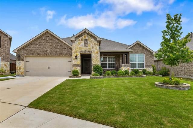 3405 Northdale Lane, Northlake, TX 76226 (MLS #14356577) :: Team Hodnett