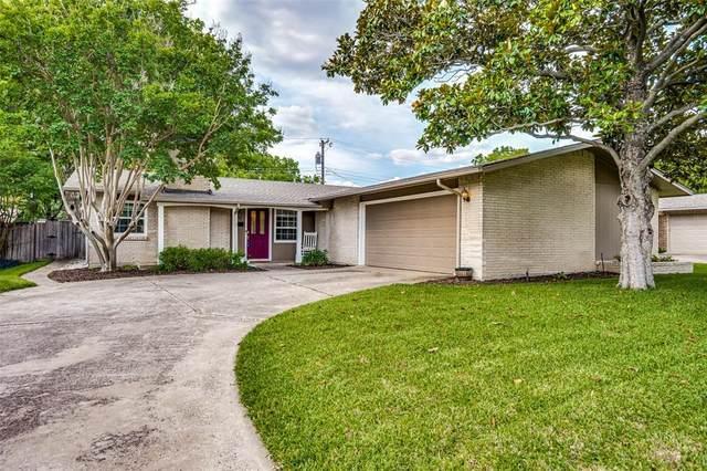 918 Meadow View Drive, Richardson, TX 75080 (MLS #14356585) :: The Good Home Team