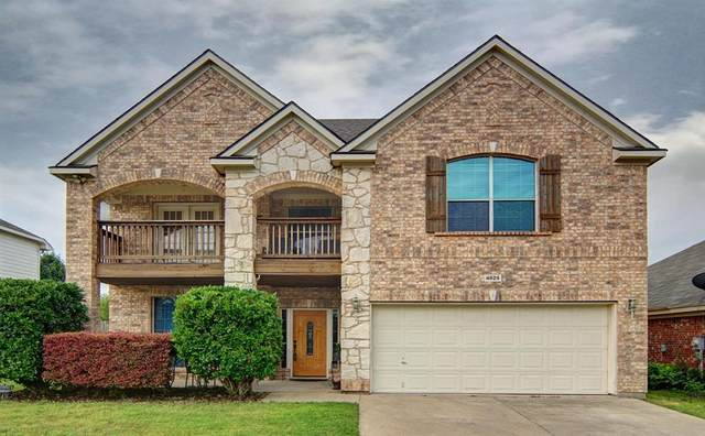 4829 Summer Oaks Lane, Fort Worth, TX 76123 (MLS #14356594) :: Trinity Premier Properties