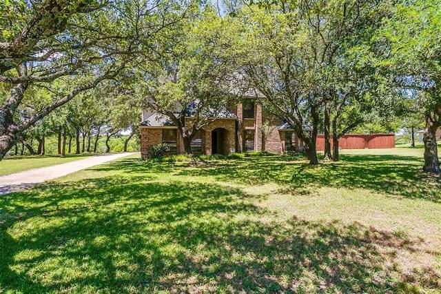 309 Fairway Drive, Willow Park, TX 76087 (MLS #14356600) :: The Hornburg Real Estate Group