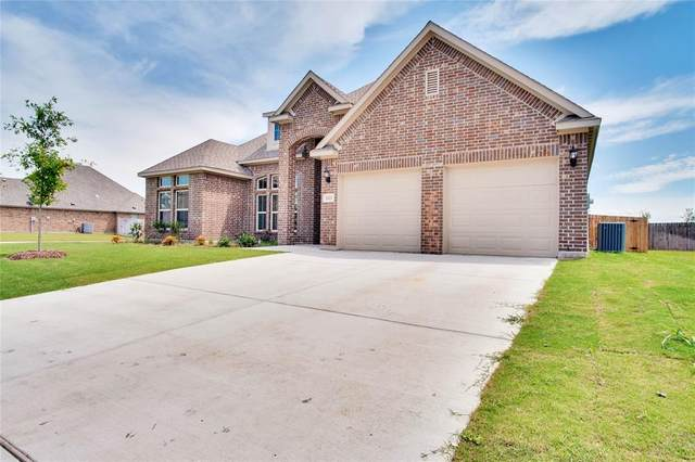 101 Breeders Drive, Willow Park, TX 76087 (MLS #14356606) :: Team Hodnett