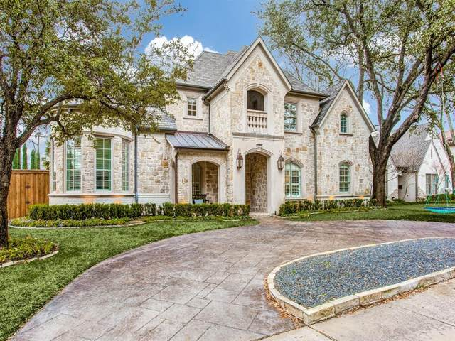 6560 Vanderbilt Avenue, Dallas, TX 75214 (MLS #14356614) :: Team Hodnett