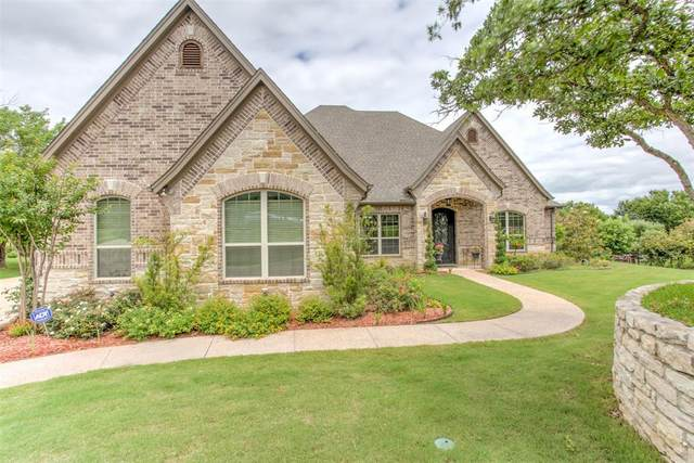 223 Terrace Bluff Lane, Aledo, TX 76008 (MLS #14356622) :: The Daniel Team