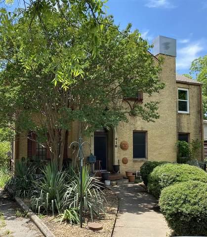 416 S Elm Street, Sherman, TX 75090 (MLS #14356629) :: The Tierny Jordan Network