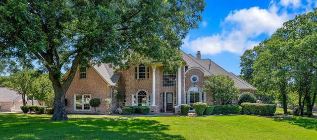 8300 Steeplechase Circle, Argyle, TX 76226 (MLS #14356632) :: Post Oak Realty