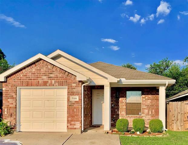 756 River Garden Drive, Fort Worth, TX 76114 (MLS #14356638) :: The Good Home Team