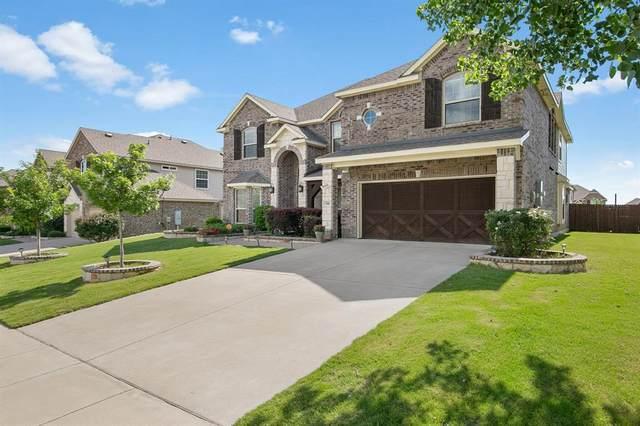 910 Christopher Drive, Cedar Hill, TX 75104 (MLS #14356674) :: RE/MAX Pinnacle Group REALTORS