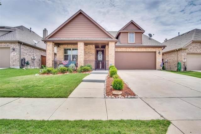 605 Caudle Lane, Savannah, TX 76227 (MLS #14356704) :: Baldree Home Team