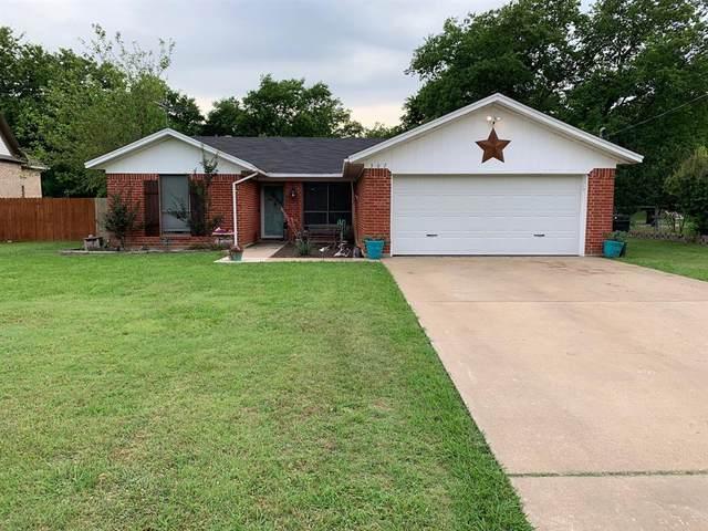 307 Glen Rose Avenue, Cleburne, TX 76033 (MLS #14356739) :: Keller Williams Realty