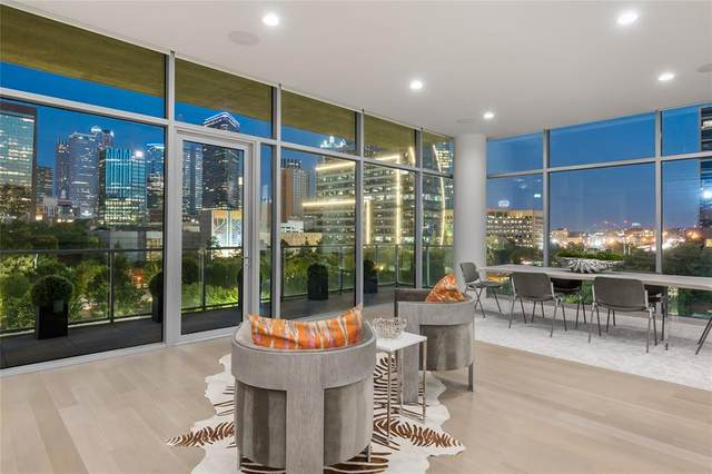 2025 Woodall Rodgers #42, Dallas, TX 75201 (MLS #14356759) :: Results Property Group