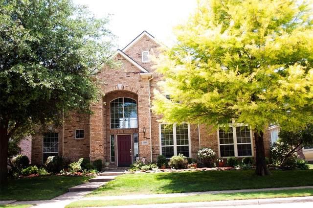 1207 Surrey Lane, Allen, TX 75013 (MLS #14356798) :: Tenesha Lusk Realty Group