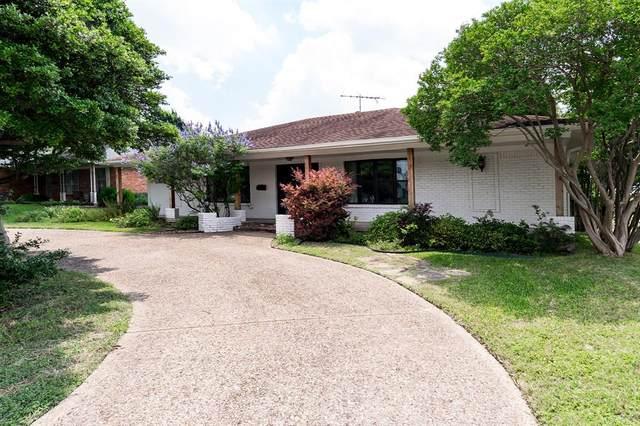 6716 E Mockingbird Lane, Dallas, TX 75214 (MLS #14356830) :: Baldree Home Team