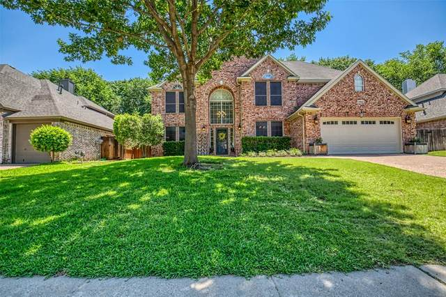 4212 Crescent Drive, Flower Mound, TX 75028 (MLS #14356840) :: Post Oak Realty