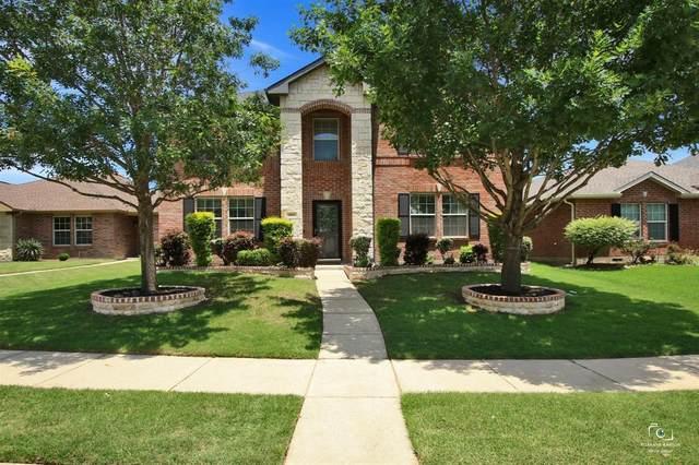 1007 Shelborn Drive, Allen, TX 75002 (MLS #14356844) :: Team Tiller