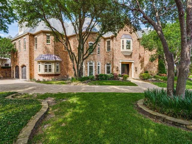 7208 Helsem Bend, Dallas, TX 75230 (MLS #14356852) :: The Kimberly Davis Group