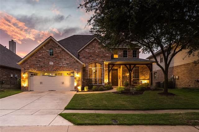 8821 Weston Lane, Lantana, TX 76226 (MLS #14356870) :: The Daniel Team