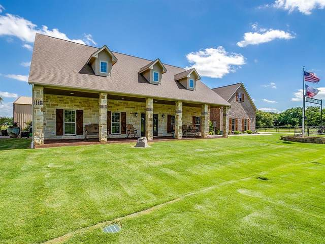 8636 County Road 523, Burleson, TX 76028 (MLS #14356893) :: Team Tiller