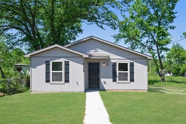 3308 Gillespie, Greenville, TX 75401 (MLS #14356899) :: The Welch Team