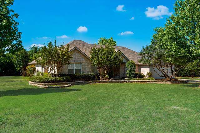 2209 Bradford Drive, Prosper, TX 75078 (MLS #14356906) :: Tenesha Lusk Realty Group