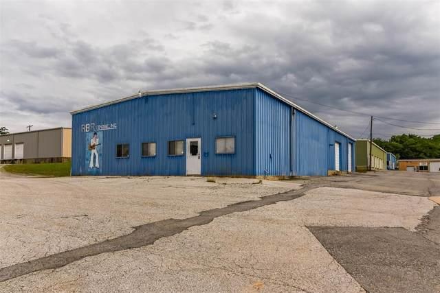 400 W Coffin Street, Denison, TX 75020 (MLS #14356910) :: The Mitchell Group