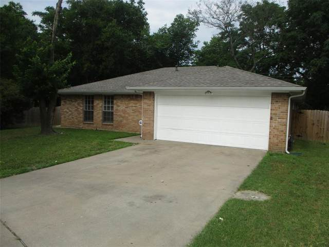 1623 Lime Leaf Lane, Duncanville, TX 75137 (MLS #14356918) :: Tenesha Lusk Realty Group