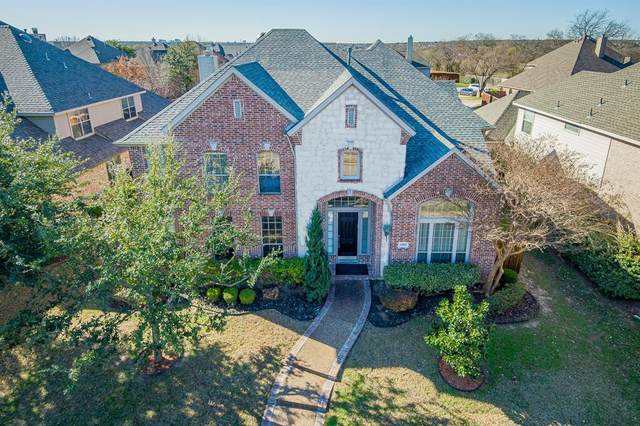 1823 Haverford Drive, Allen, TX 75013 (MLS #14356942) :: All Cities USA Realty